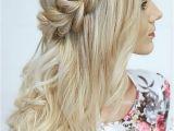 Easy Hairstyles for 30 something Bridal Hairstyles 30 Overwhelming Boho Wedding Hairstyles ❤ Boho