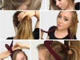 Easy Hairstyles for College Students Ideas to Make Exclusive Step by Step Hairstyle for College