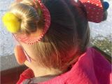 Easy Hairstyles for Crazy Hair Day Crazy Hair Day Ideas Girls Cupcake Hairdo Must Have Mom