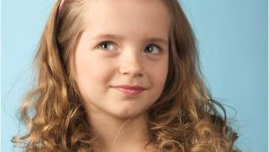 Easy Hairstyles for Curly Hair Kids Easy Hairstyles for Kids with Curly Hair for Party New