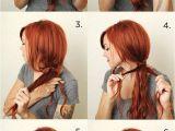 Easy Hairstyles for Lazygirls Coiffure Simple Cheveux Long Tresse Et Chignon En 26 Idées