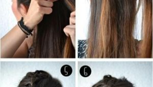 Easy Hairstyles for Long Hair for School Step by Step Easy Hairstyles for School Step by Step