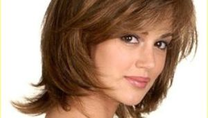 Easy Hairstyles for Medium Hair with Bangs Easy Hairstyles with Bangs for Stylish Girls
