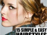 Easy Hairstyles for Medium Length Straight Hair 15 Hairstyles for Medium Length Hair
