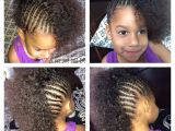 Easy Hairstyles for Mixed Kids Cornrows Mixed Girl toddler Halfro Hairstyles