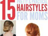 Easy Hairstyles for Mums Easy Hairstyles for Mums