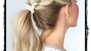 Easy Hairstyles for School Pictures Beautiful Simple Hairstyles for School Look Cute In
