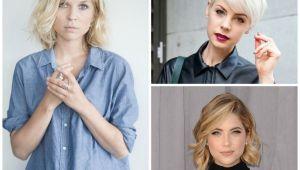 Easy Hairstyles for Short Blonde Hair Short Blonde Hairstyles My Favorite Picks
