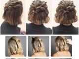 Easy Hairstyles for Short Hair Daily Motion 5 Fast Easy Cute Hairstyles for Girls Hair