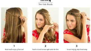 Easy Hairstyles for Short Hair In 5 Minutes 50 Braid Hairstyles for Short Hair Vo5a – Zenteachers