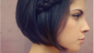 Easy Hairstyles for Short Straight Hair 19 Cute Braids for Short Hair You Will Love