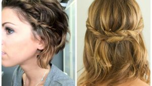 Easy Hairstyles for Short to Medium Hair Simple Hairstyle Ideas for Bob Haircuts Hair World Magazine