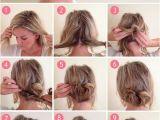 Easy Hairstyles for Short Unwashed Hair 15 Easy No Heat Hairstyles for Dirty Hair Hairs Pinterest