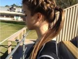 Easy Hairstyles for Sports 82 the Most Romantic and Inspiring Side Ponytails