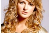 Easy Hairstyles for Wavy Hair for School Easy Curly Hairstyles for School