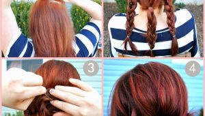 Easy Hairstyles Kids Can Do Hairstyles for Kids to Do