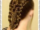 Easy Hairstyles Made by Myself 36 Beautiful Easy Hairstyles to Do Yourself Graphics