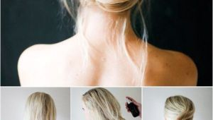 Easy Hairstyles On Gown 35 Very Easy Hairstyles to Do In Just 5 Minutes or Less