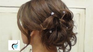 Easy Hairstyles On Youtube Youtube Easy Updo Hairstyles