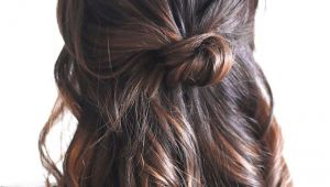 Easy Hairstyles Running Late 3 Minute Hairstyles for when You Re Running Late