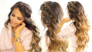 Easy Hairstyles Running Late for School Awesome Quick Easy Hairstyles for School Simple Hairstyles