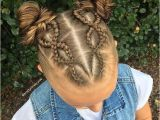 Easy Hairstyles to Do for Gymnastics Kid Braided Hair Styles Kid Braid Styles