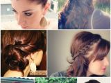 Easy Hairstyles to Do In 5 Minutes 15 Hairstyles You Can Do In Less Than 5 Minutes Ma