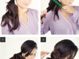 Easy Hairstyles to Do In 5 Minutes Easy Hairstyles Every Woman Can Do In Five Minutes
