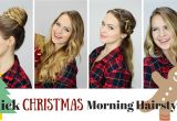 Easy Hairstyles to Do In the Morning 5 Quick and Easy Morning Hairstyles