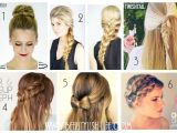 Easy Hairstyles to Do In the Morning for School Beautylish Life Favorite Back to School Hairstyles Easy