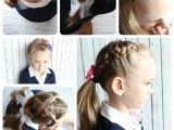 Easy Hairstyles to Do In the Morning for School Easy Hairstyles for Little Girls 10 Ideas In 5 Minutes