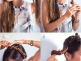 Easy Hairstyles to Do Overnight 31 No Heat Hairstyles to Get You Through A Hot Af Summer