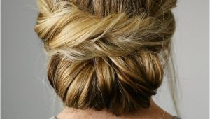 Easy Hairstyles to Keep Hair Out Of Face Easy to Do Hairstyles that Keep Your Hair Out Your Face