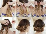 Easy Hairstyles to Make for Long Hair Easy Cute Quick Hairstyles for Long Hair