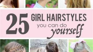 Easy Hairstyles U Can Do Yourself Good Cute Easy Hairstyles with Headbands