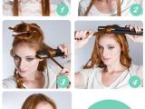 Easy Hairstyles Using A Straightener top 10 Super Easy 5 Minute Hairstyles for Busy La S