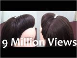 Easy Hairstyles Videos Tune Pk How to Make A Puff In Your Hair without Hairspray