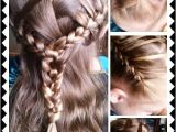 Easy Hairstyles Videos Youtube Triple French Braid This is Much Easier to Ac Plish Than It Looks