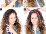 Easy Hairstyles with Bandanas 8 Easy Hair Tutorials with Bandana