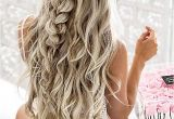 Easy Hairstyles with Instructions 107 Easy Braid Hairstyles Ideas 2017