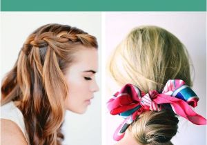 Easy Hairstyles with Instructions 25 5 Minute Hairdos that Will Transform Your Morning