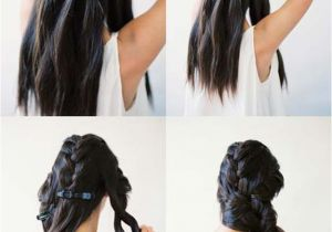 Easy Hairstyles with Instructions 41 Diy Cool Easy Hairstyles that Real People Can Actually