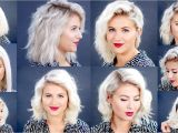 Easy Hairstyles with Straightener Cute Easy Hairstyles to Do with A Straightener
