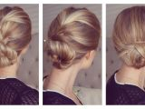 Easy Hairstyles without Bobby Pins 3 Easy and Fast Updos Only Using Bobby Pins