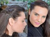 Easy Hairstyles without Bobby Pins Cute Hairstyles Elegant Cute Hairstyles without Bobby Pi