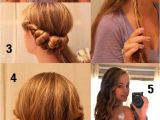 Easy Hairstyles without Heat 5 Easy Ways to Get Pretty Curls without Heat