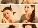 Easy Hairstyles without Heat A Great Collection Of 35 Heatless Hairstyle Tutorials