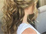 Easy Half Updo Hairstyles for Long Hair Pin Up Girl Long Hairstyles Awesome Easy Hairstyle Tutorials for