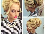 Easy Holiday Party Hairstyles Christmas Updo Hairstyle for Party Easy to Cary and Stylish