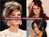Easy Holiday Party Hairstyles Hairstyles for Christmas Party Easy Hairstyles